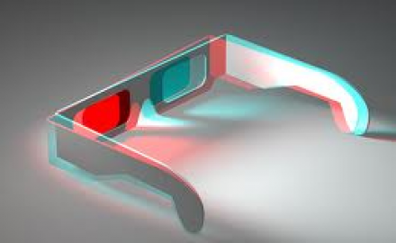 Excel 3D Glasses