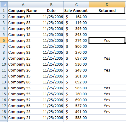 How-to Quickly Select a MASSIVE range in an Excel