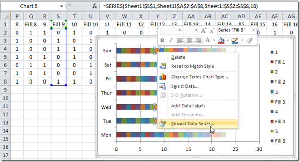 how to change the time format in excel 2013