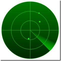 Radar Pie Chart