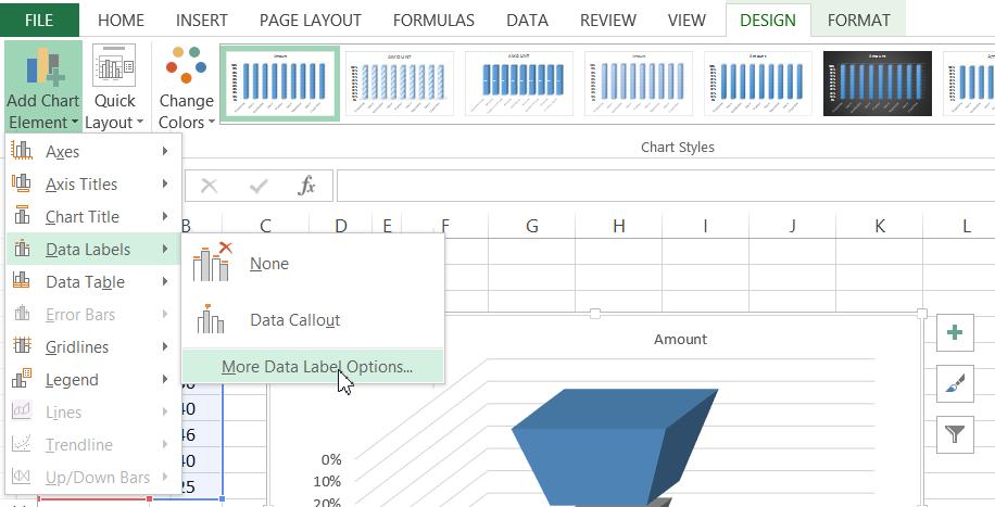 Add Data Labels