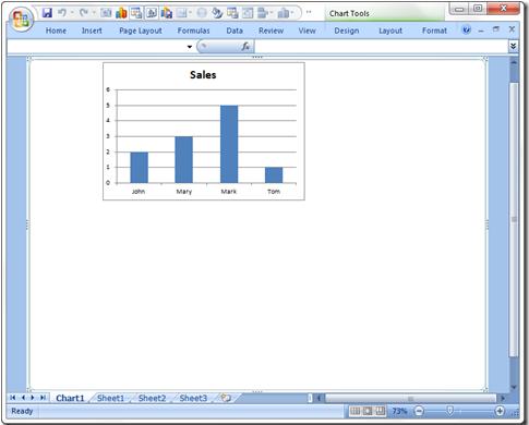 Excel Chart Sheet 7