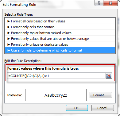 how to change interval on excel graph