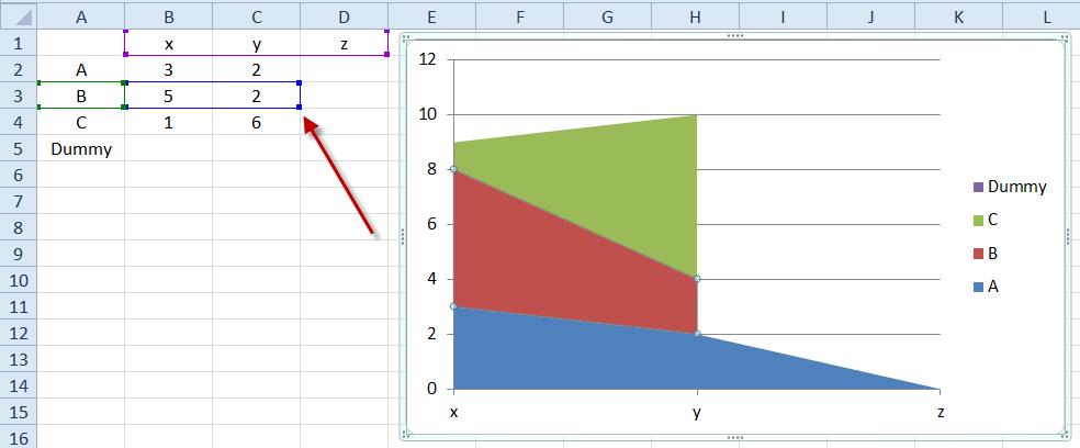 Edit Excel Chart Series Range Selector 2