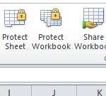 Unprotect Worksheet Buttons