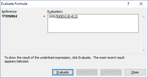 AverageIF Across Excel Worksheet Tabs Frequency Component Result