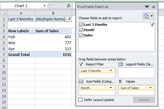 Pivot Table Field List Non-Offset Tip