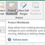 Hack Excel Protect Workbook